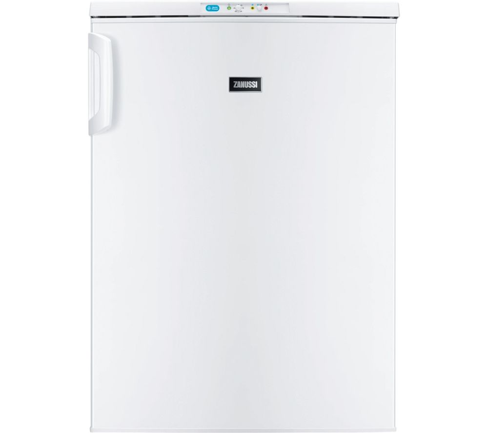 ZANUSSI OptiSpace NoFrost ZYNN8FW0 Undercounter Freezer - White