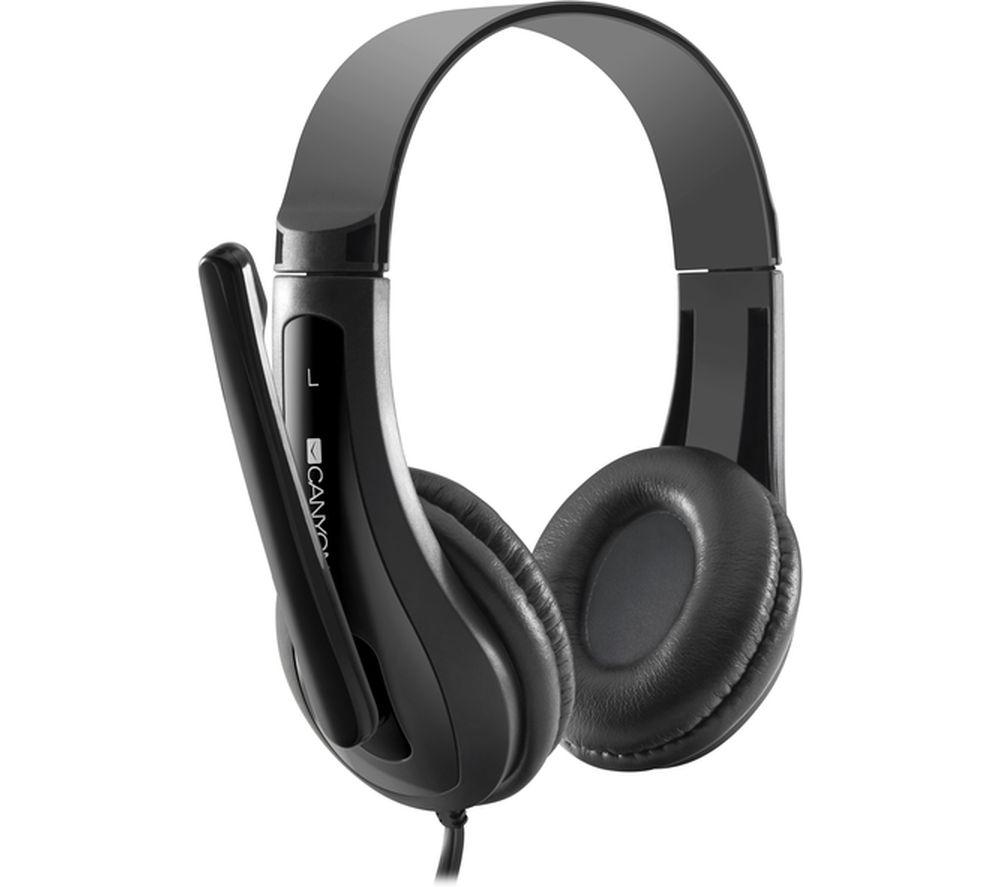 CANYON CNS-CHSC1B Headset - Black