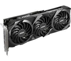 GeForce RTX 3060 Ti 8 GB VENTUS 3X OC Graphics Card