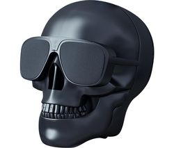 AeroSkull HD + Bluetooth Docking Station - Matt Black