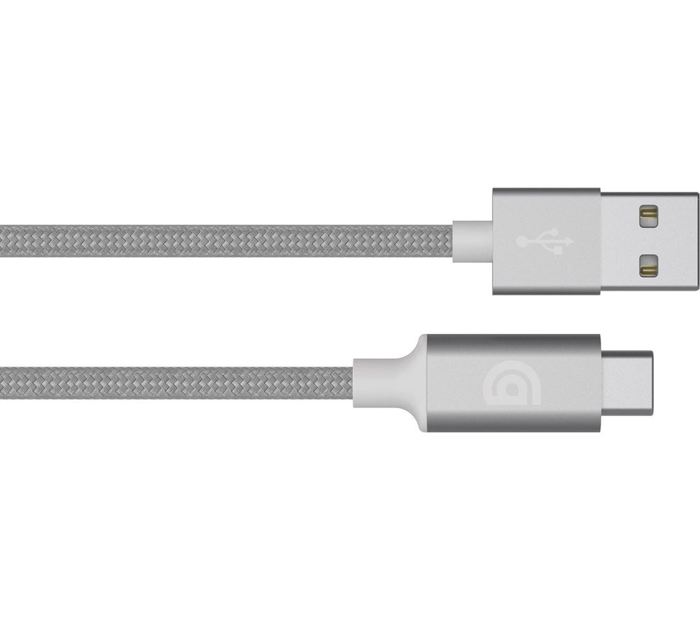 GRIFFIN GP-005-SLV USB to USB Type-C Cable - 1 m