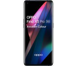 Find X3 Pro - 256 GB, Black