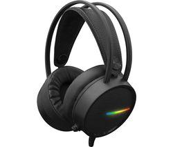 GH-2042 OCELOT Gaming Headset - Black