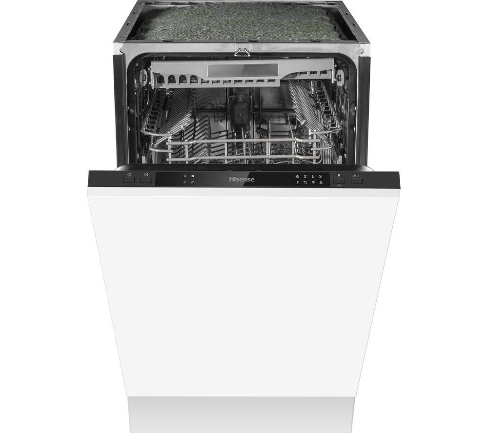 HISENSE HV520E40UK Slimline Fully Integrated Dishwasher