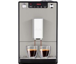 Caffeo Solo E950-877 Bean to Cup Coffee Machine - Sandy Grey