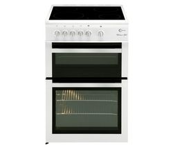 FLAVEL ML61CDW Electric Cooker - White Best Price, Cheapest Prices