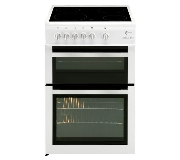 FLAVEL ML61CDW Electric Cooker - White