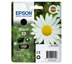 EPSON Daisy T1801 Black Ink Cartridge