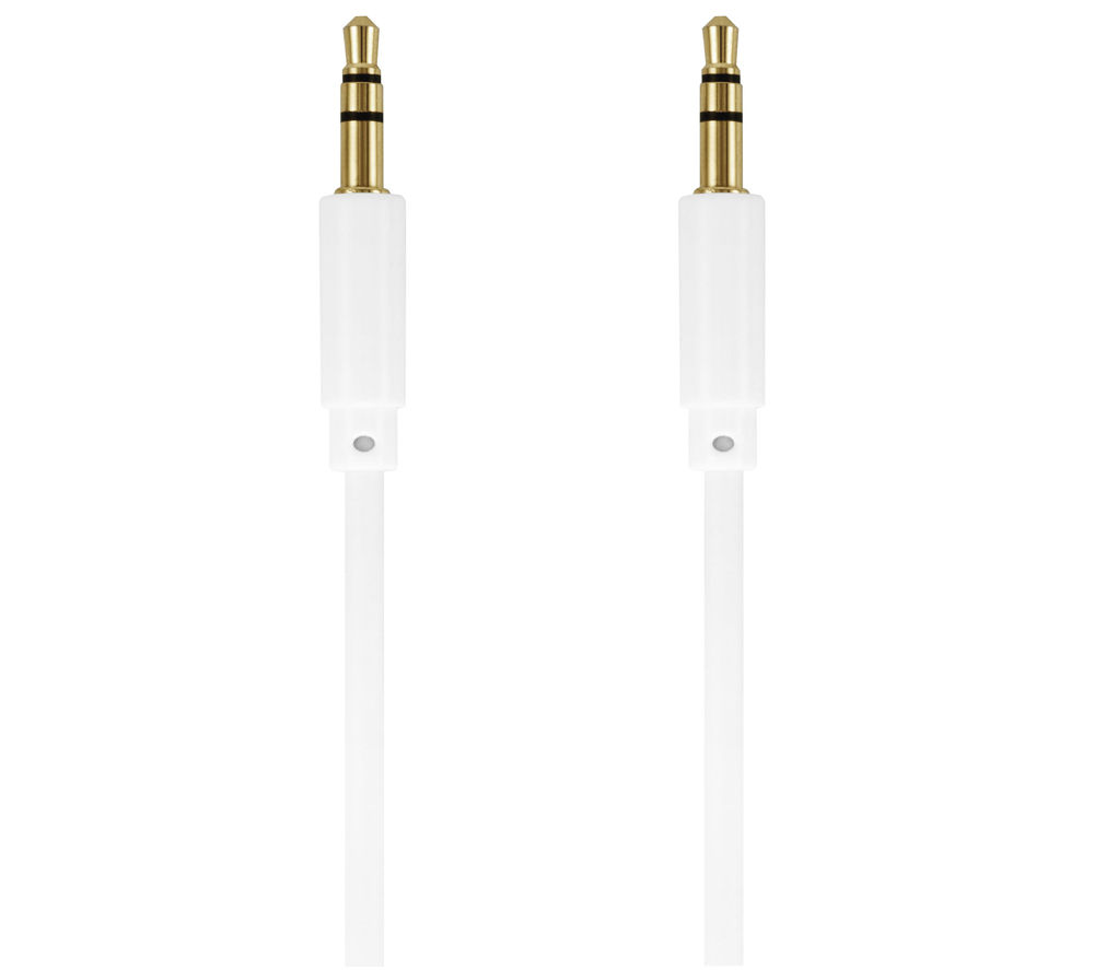 IWANTIT I3535C13 3.5 mm AUX Cable - 1.8 m, Gold