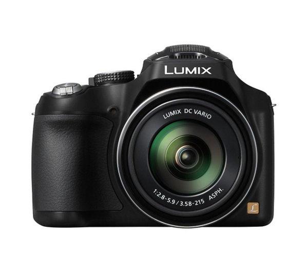PANASONIC Lumix DMC-FZ72EB-K Bridge Camera Deals | PC World