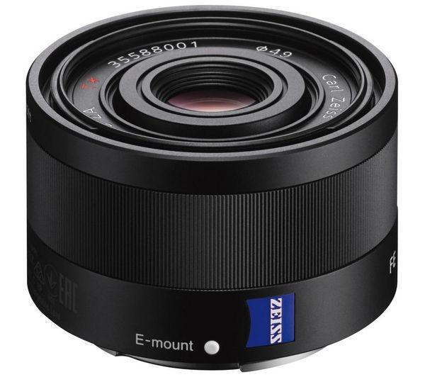 SONY Sonnar T* FE 35 mm f/2.8 ZA Standard Prime Lens