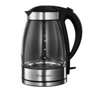 RUSSELL HOBBS 15082 Illuminating Jug Kettle - Clear Glass