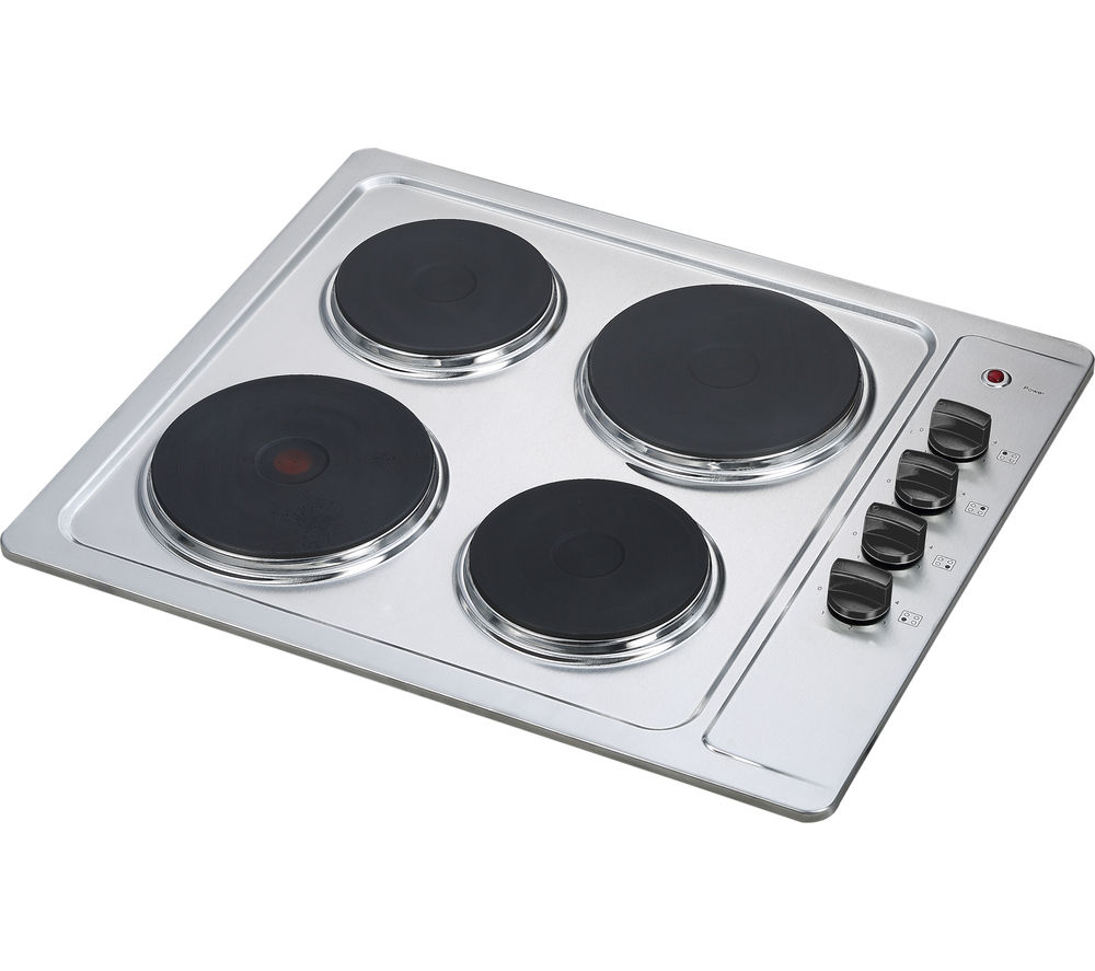 Buy Essentials Csphobx15 Electric Solid Plate Hob
