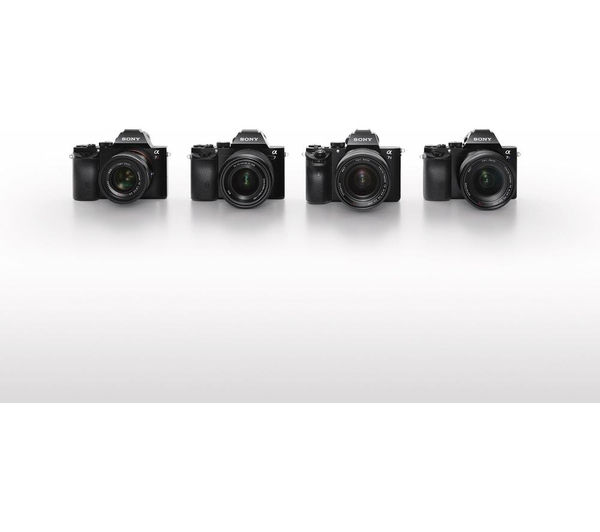 Buy SONY a7 II Mirrorless Camera - Body Only | Free Delivery | Currys