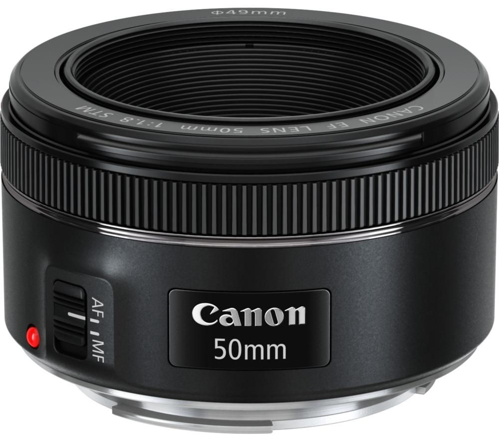Compare cheap offers & prices of Canon EF 50 mm f-1.8 STM Standard Prime Lens manufactured by Canon