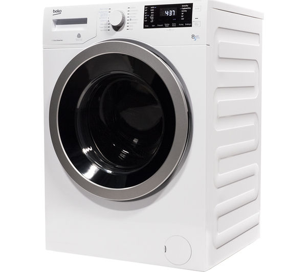 Beko Pro Wdx8543130w Washer Dryer White
