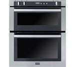 STOVES SEB700FPS Built-under Double Oven - Stainless Steel
