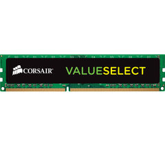 Image of CORSAIR DDR3 1600 MHz PC RAM - 4 GB