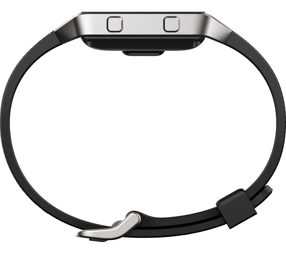 FITBIT Blaze Accessory Band - Large, Black