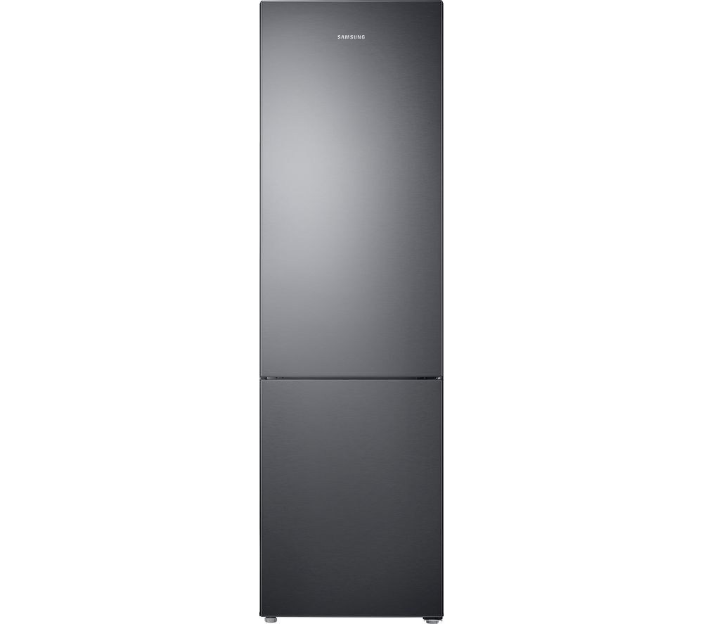 SAMSUNG RB37J5025B1/EU 73/27 Fridge Freezer - Matte Black