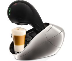 DOLCE GUSTO by Krups Movenza KP600E40 Hot Drinks Machine - Silver