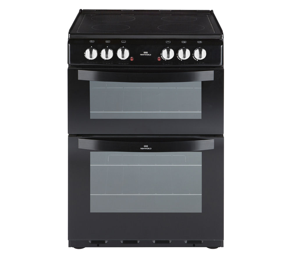 NEW WORLD NW601EDO Electric Cooker - Black