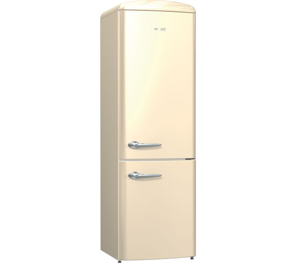 Buy Gorenje Ork193c Fridge Freezer Cream Free Delivery