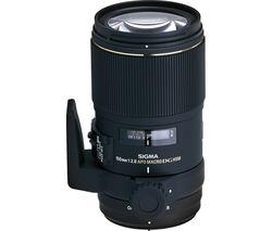 SIGMA 150 mm f/2.8 EX DG OS HSM APO Macro Lens - for Nikon