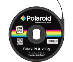 POLAROID PL-6007-00 Filament 3D Printer Cartridge - 750 g, Black