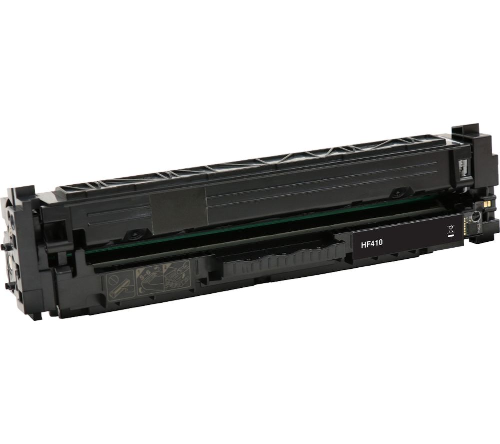 Compare retail prices of Essentials Remanufactured CF410A Black HP Toner Cartridge to get the best deal online