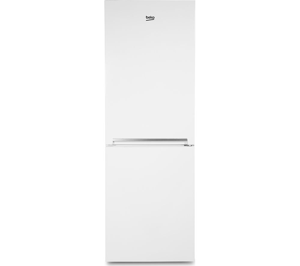 BEKO CXFG1675W 60/40 Fridge Freezer - White