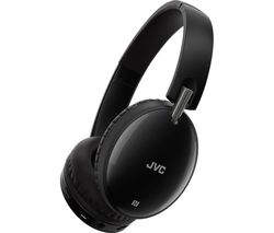 HA-S70BT-B-E Wireless Bluetooth Headphones - Black