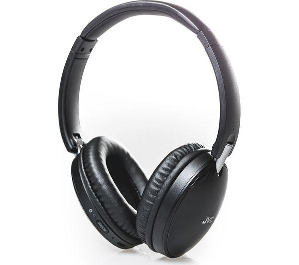 JVC HA-S70BT-B-E Wireless Bluetooth Headphones - Black Fast Delivery ... c2bfbfe907
