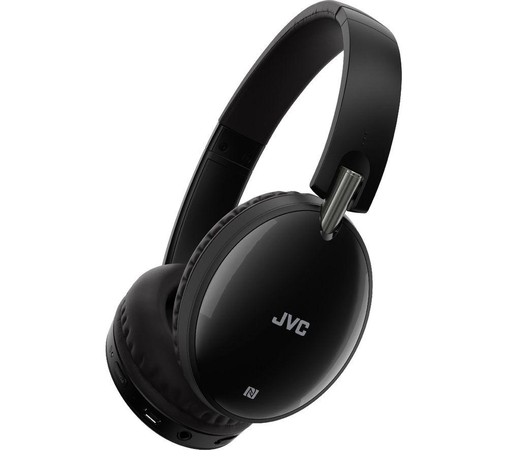 JVC HA-S70BT-B-E Wireless Bluetooth Headphones - Black