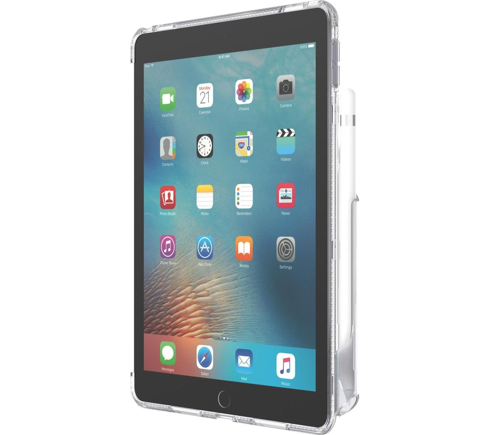 hot sale online 275ec 76f9e TECH21 Impact Clear iPad Pro 9.7