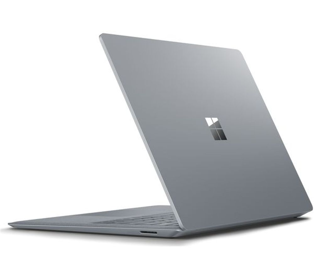 "MICROSOFT 13.5"" Surface Laptop - Platinum + Office 365 Home - 1 year for 5 users + LiveSafe Premium 2018 - 1 user / unlimited devices for 1 year"