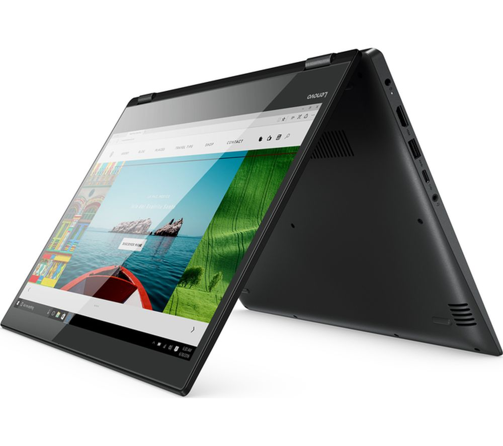 "LENOVO Yoga 520 14"" 2 in 1 - Onyx Black + Office 365 Personal - 1 year for 1 user"
