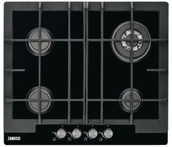 ZANUSSI ZGG66424BB Gas Hob - Black