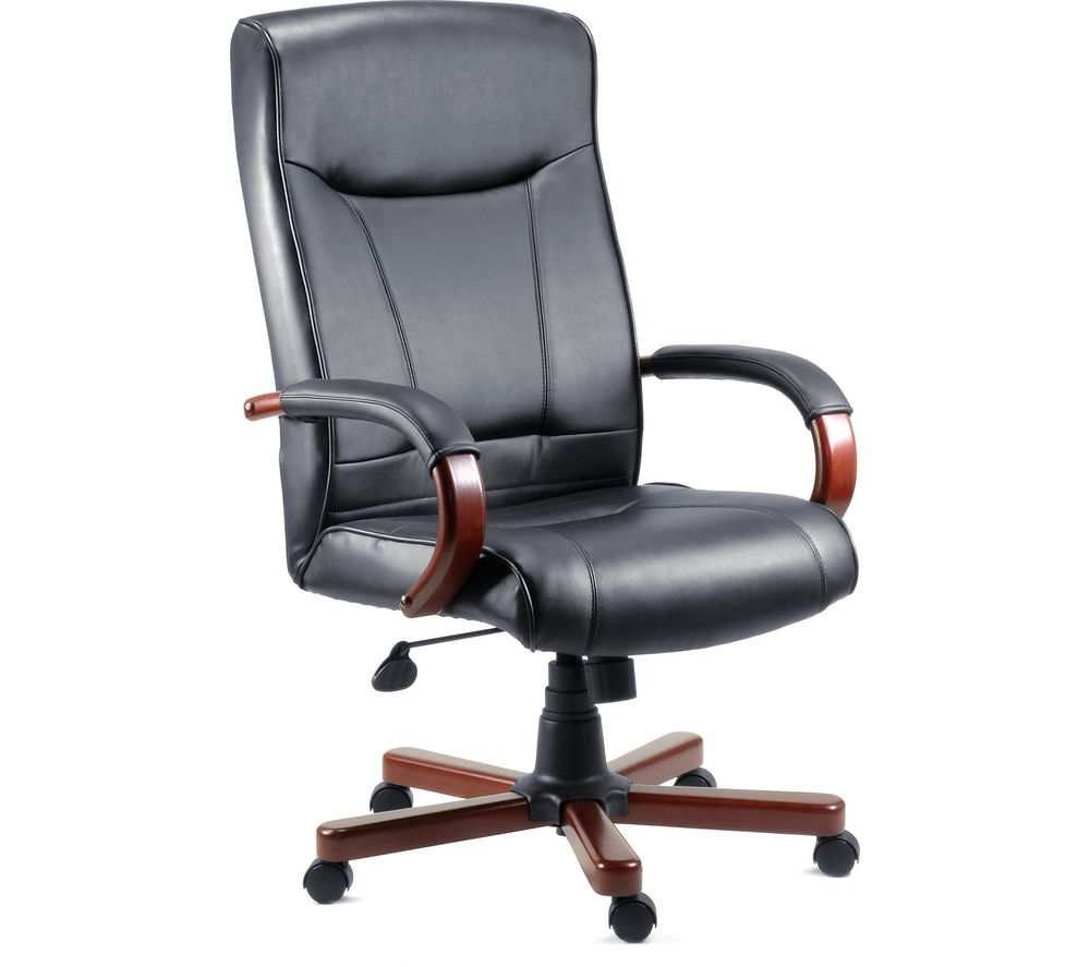 Compare prices for Teknik 85 Series 8511HLW Bonded-leather Reclining Executive Chair