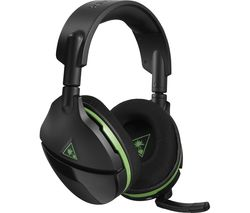 TURTLE BEACH Stealth 600 Wireless Gaming Headset - Black & Green