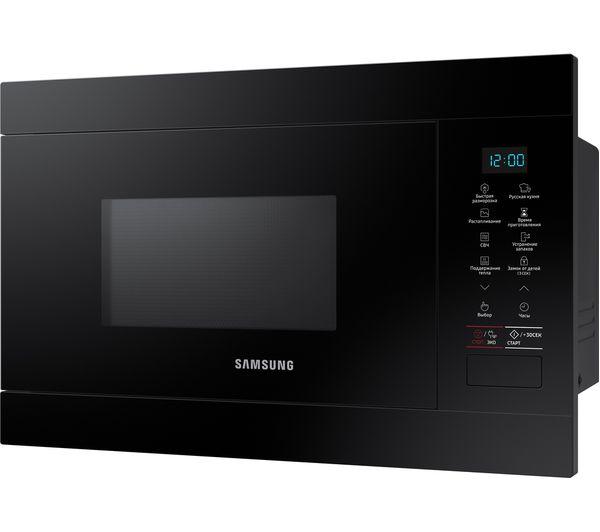 Old Samsung Microwave: Buy SAMSUNG MS22M8054AK/EU Built-in Solo Microwave