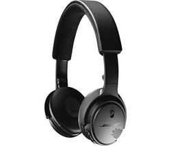 BOSE SoundLink Wireless Bluetooth Headphones - Black