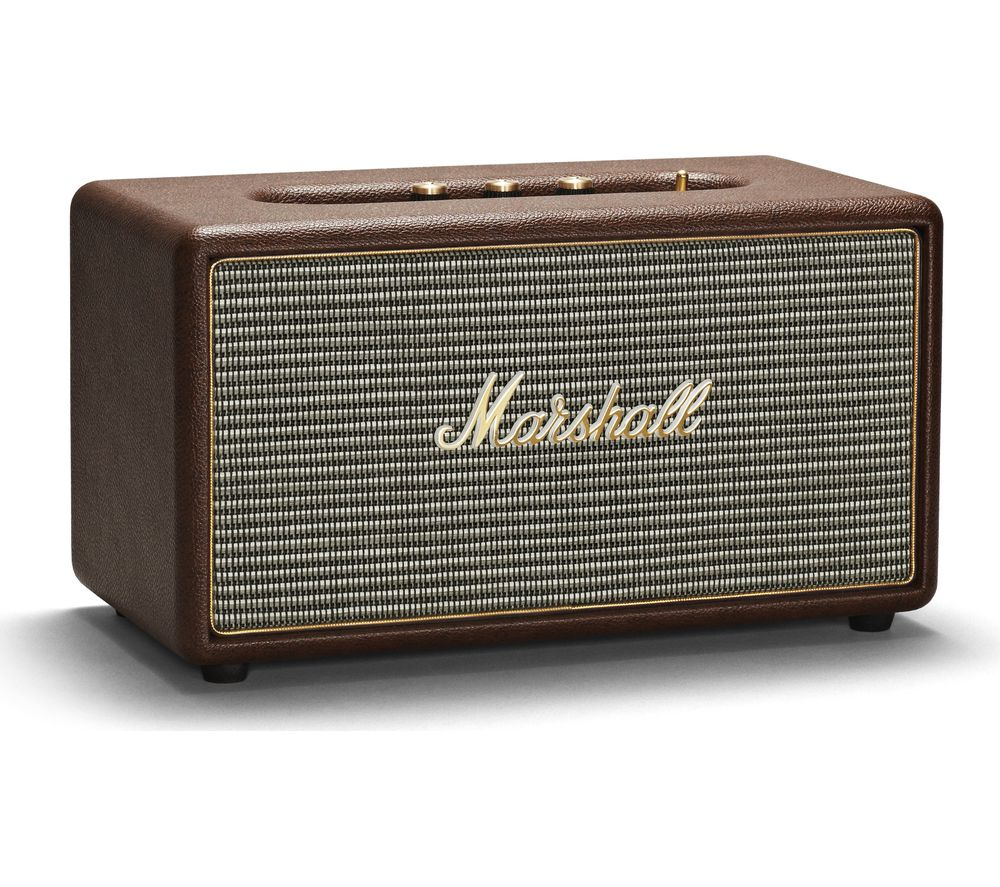 MARSHALL Stanmore Bluetooth Wireless Speaker - Brown