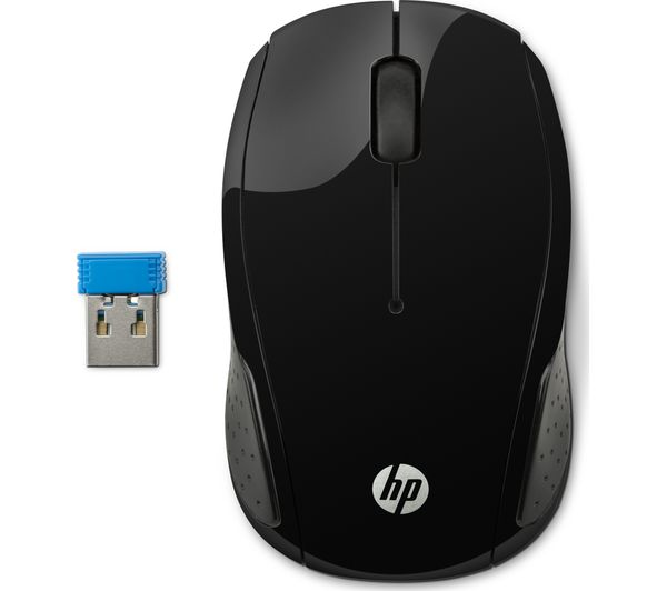 Image of HP 200 Wireless Optical Mouse