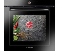 HOOVER Vision 33701860 Electric Smart Oven - Black