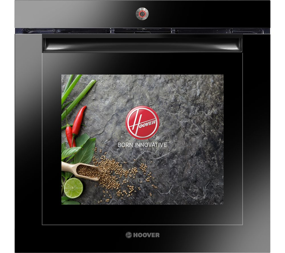 HOOVER H-OVEN 700 EXTRA Vision Electric Smart Oven - Black