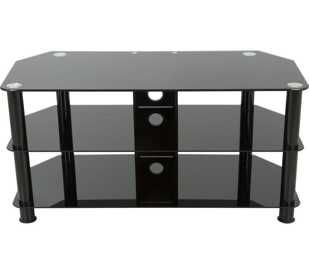 AVF SDC1000CMBB 1000 mm TV Stand - Black