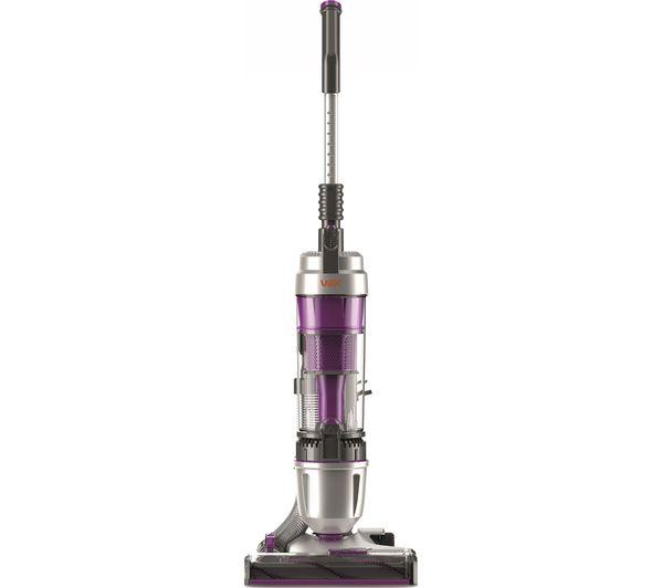 Image of VAX Air Stretch Pet Max U85-AS-Pme Upright Bagless Vacuum Cleaner - Silver & Purple