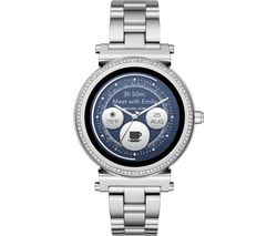MICHAEL KORS Access Sofie - Silver, Small