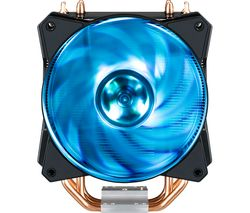 COOLERMASTER MasterAir MA410P 120mm CPU Cooler - RGB LED